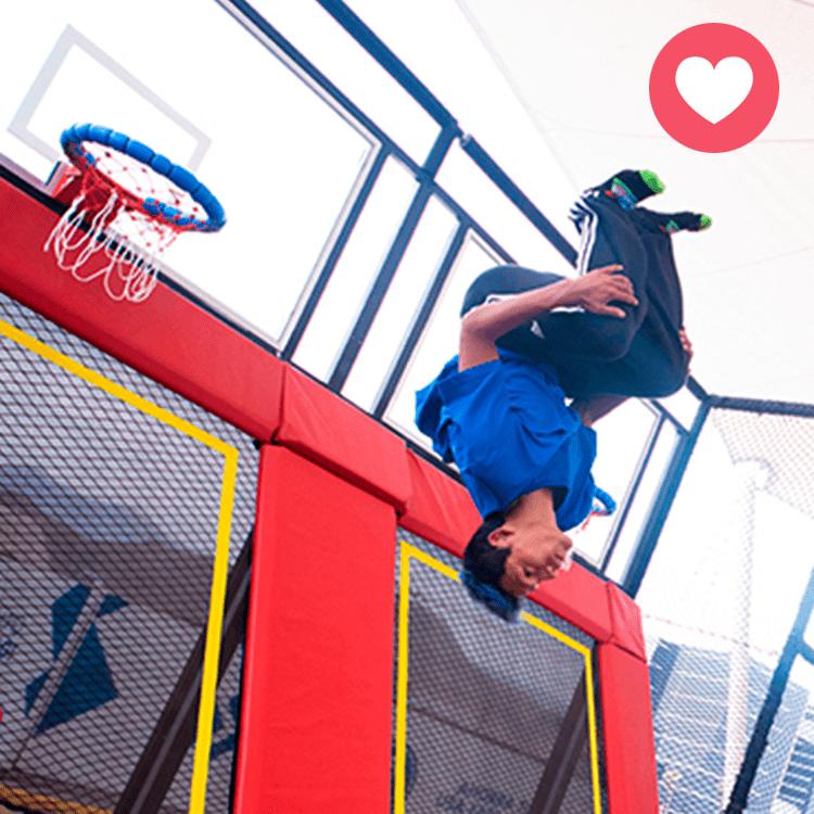 JUMP SPOT PERÚ RETAIL 1 - Jump Spot, el primer parque de trampolines llega a Ecuador en 2020