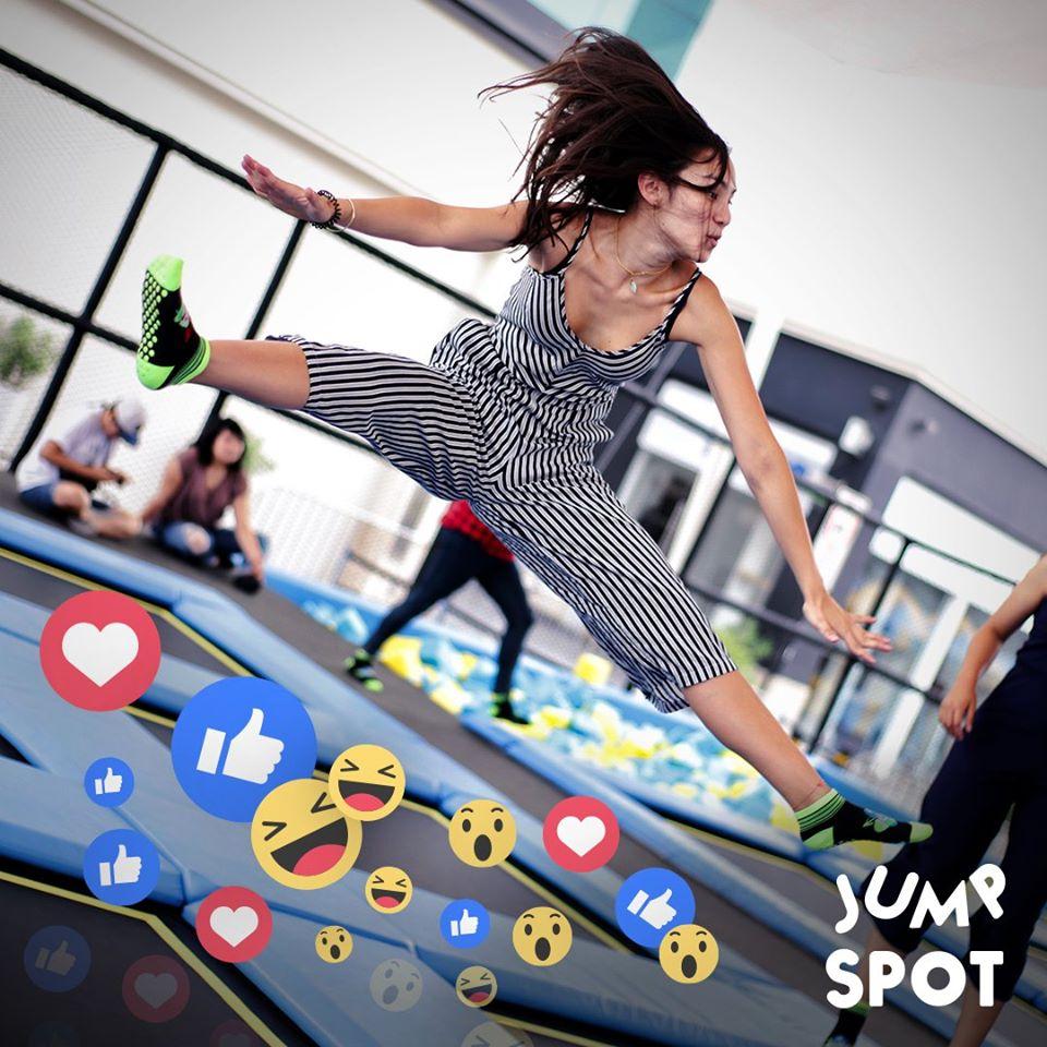JUMP SPOT PERÚ RETAIL 2 - Jump Spot, el primer parque de trampolines llega a Ecuador en 2020