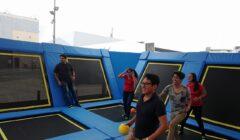 JUMP SPOT PERÚ RETAIL 3 240x140 - Jump Spot, el primer parque de trampolines llega a Ecuador en 2020