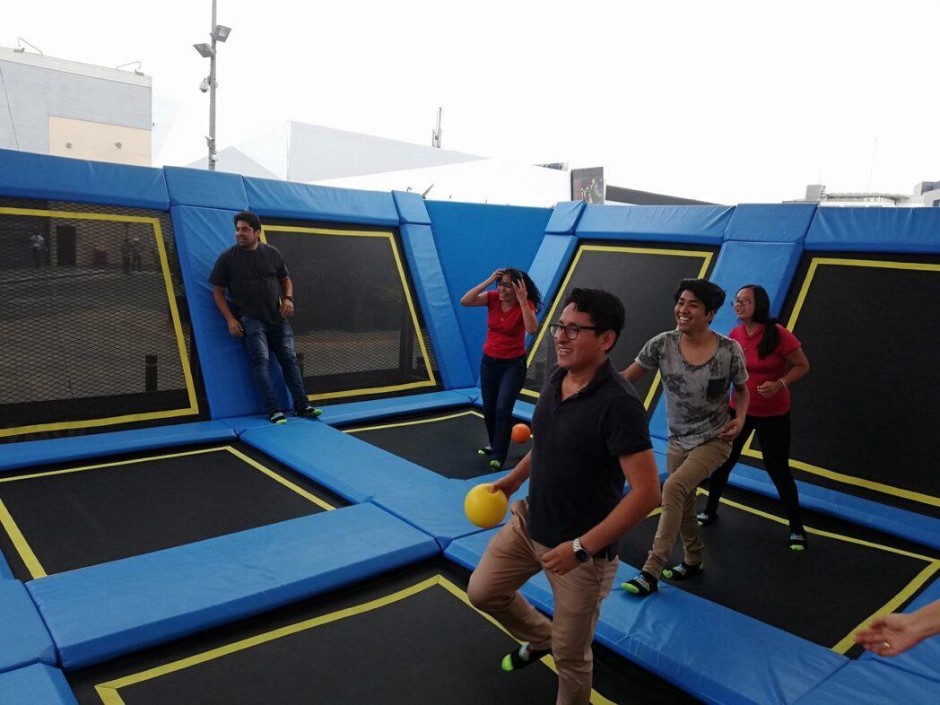 JUMP SPOT PERÚ RETAIL 3 - Jump Spot, el primer parque de trampolines llega a Ecuador en 2020