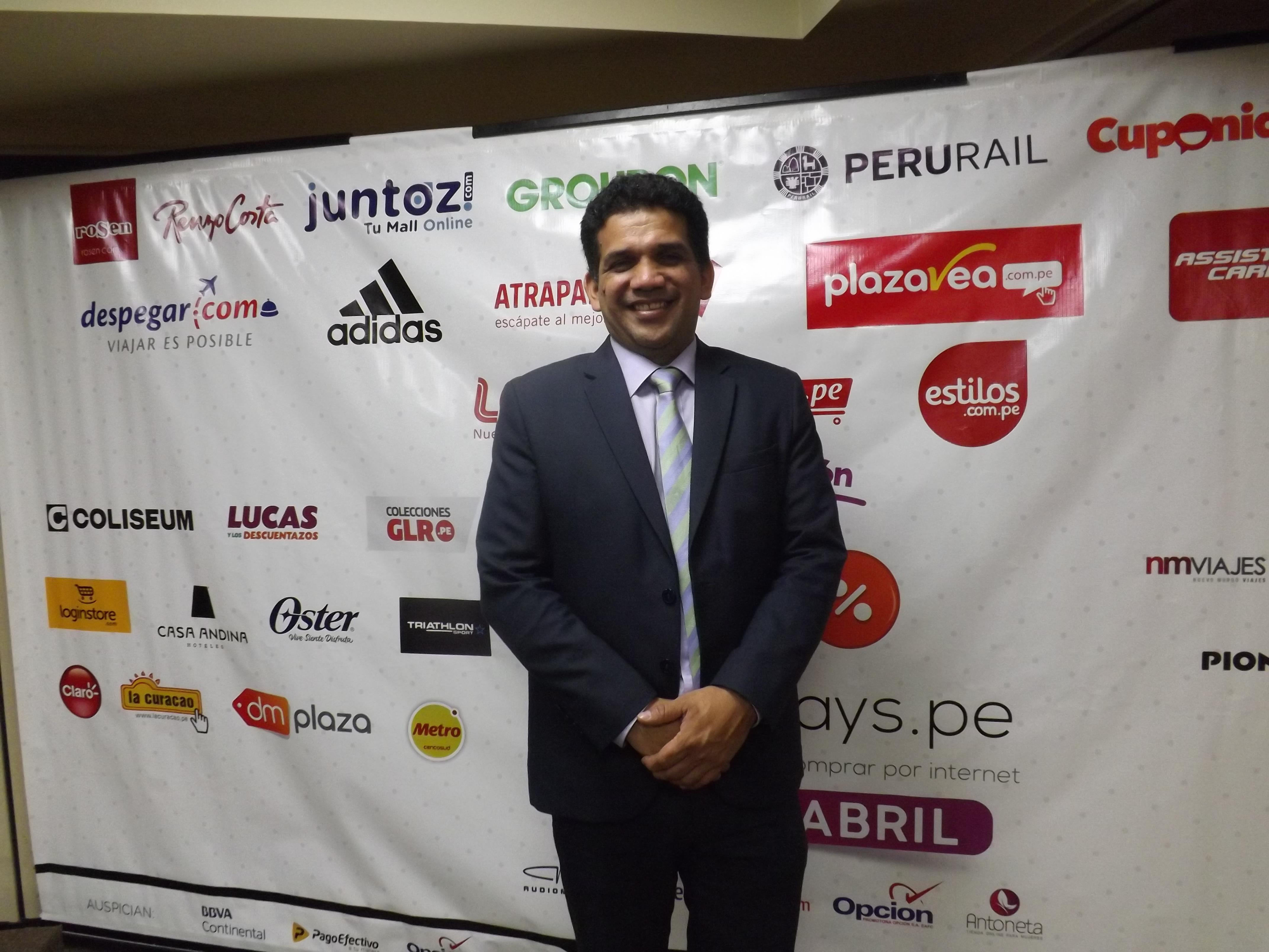 Jaime Montenegro2 - Cyber Days 2018: Comercio electrónico movería US$ 3.000 millones en Perú este año