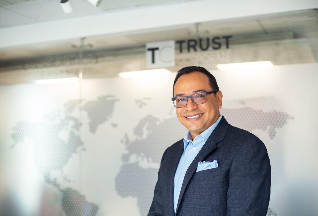 James Hernández presidente y cofundador de Trust Corporate 1024x698 - Trust Corporate: Los 4 hitos más destacados que han marcado la economía en 2019