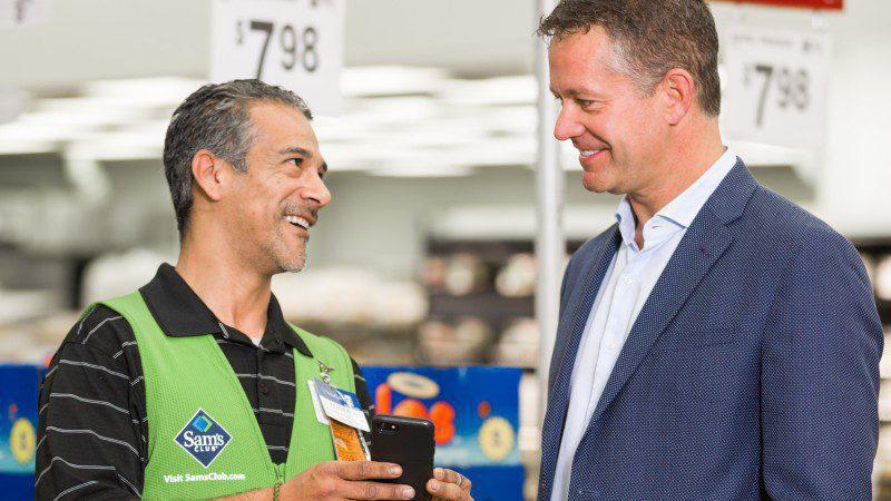 Jhon Furner presidente y CEO de Walmart nrf 2 - NRF 2020: La 'batalla' retail estará en cómo se extraen datos y cómo se utilizan