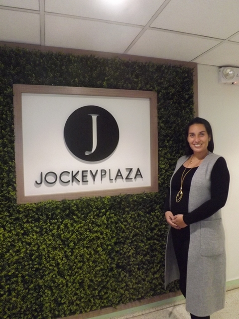 Jimena Caso directora comercial Jockey Plaza - Alameda Jockey, un espacio dedicado al emprendimiento peruano