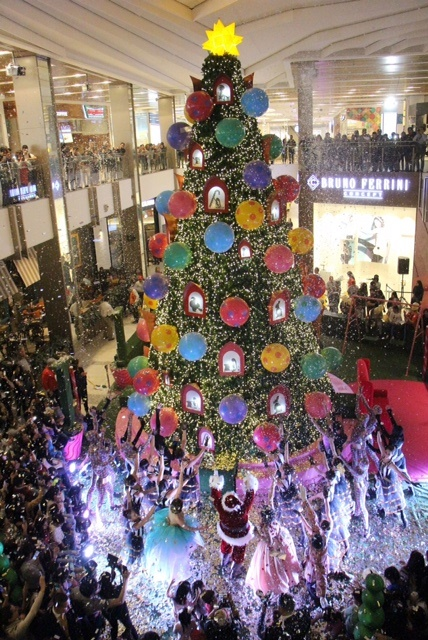 Jockey Plaza 1 - Perú: La Navidad ya llegó al Jockey Plaza
