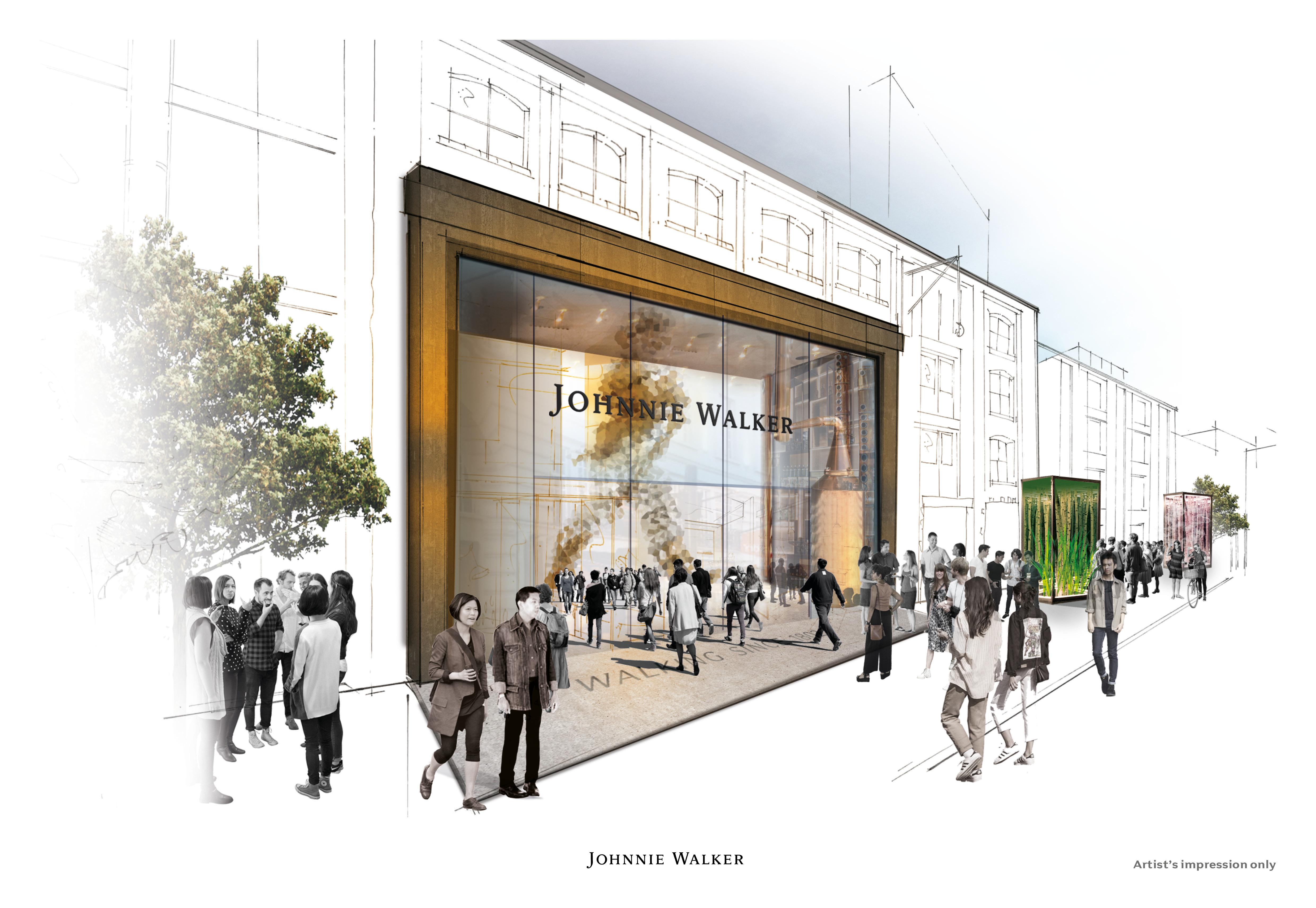 Johnnie Walker - Johnnie Walker invertirá USD $210 millones para remodelar 12 destilerías en Escocia
