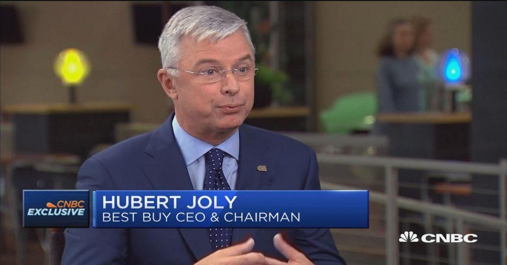Joly Best Buy 9191 1024x536 - La nueva estrategia de crecimiento de Best Buy hacia el 2020