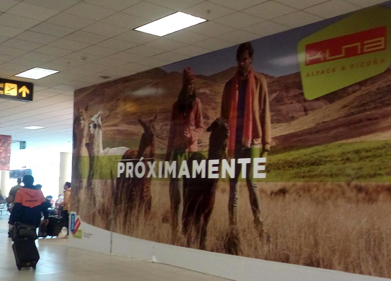 Jorge Chávez 2 - Marcas alistan su ingreso a zona duty free de Aeropuerto Jorge Chávez