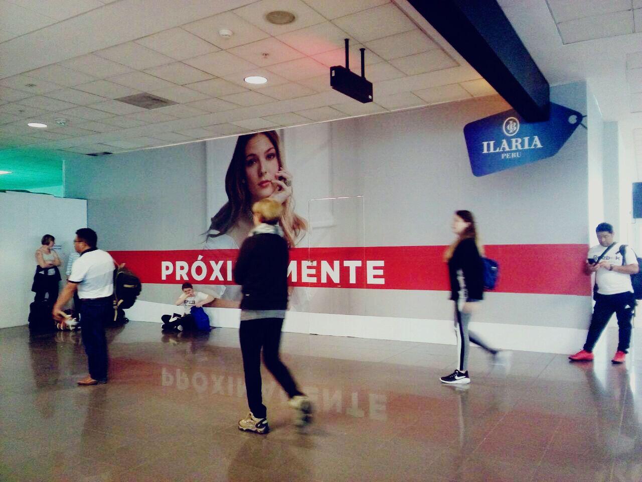 Jorge Chávez 4 - Marcas alistan su ingreso a zona duty free de Aeropuerto Jorge Chávez