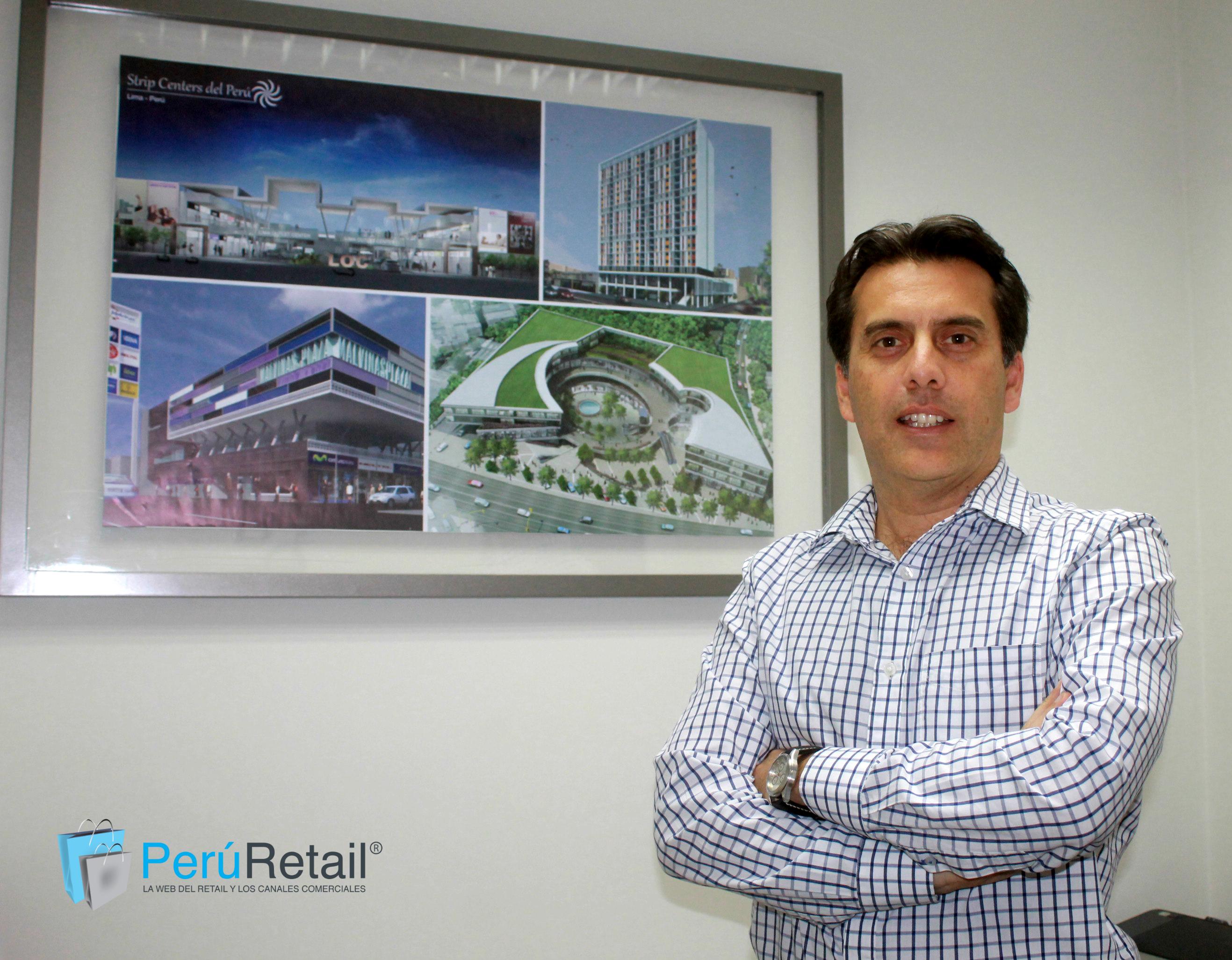 Jorge Gagliardo Peru Retail  - Parque Arauco invierte S/25 millones en Via Mix Colonial que operará en noviembre
