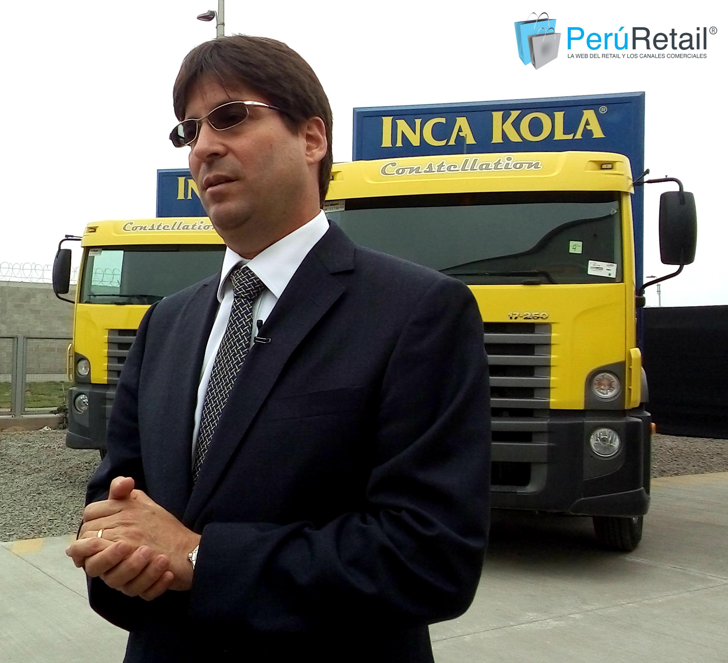Jose Borda Peru Retail - Arca Continental Lindley invirtió US$ 48 millones en almacén de distribución en Perú