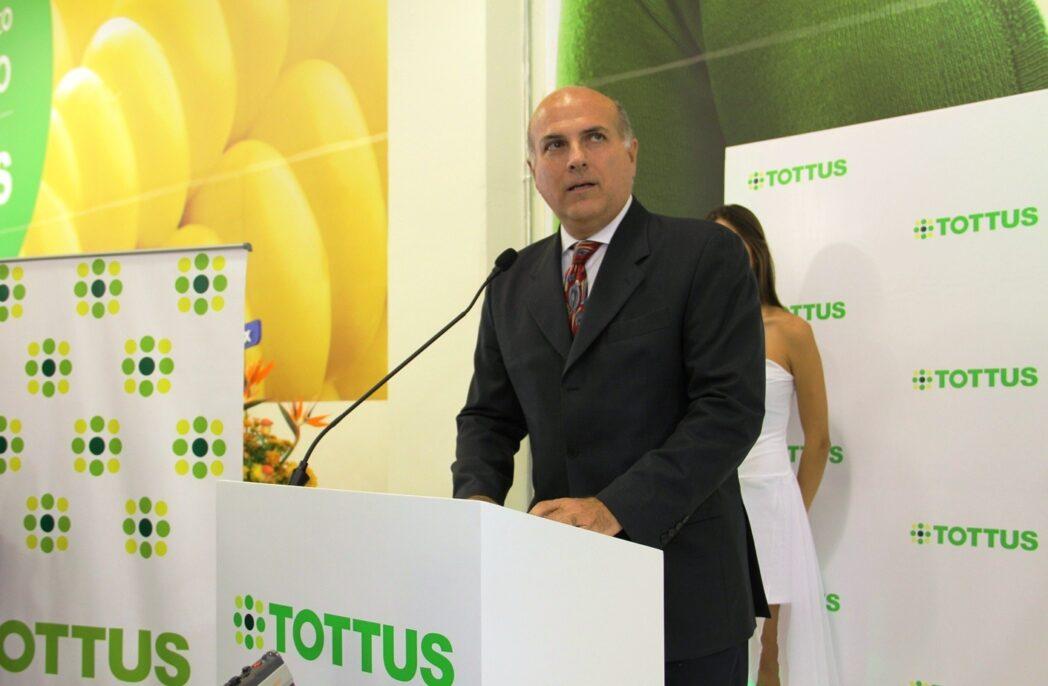 Juan Fernando Correa Gerente General de Hipermercados Tottus - Juan Fernando Correa asumirá la gerencia general de Falabella el primer día del 2017