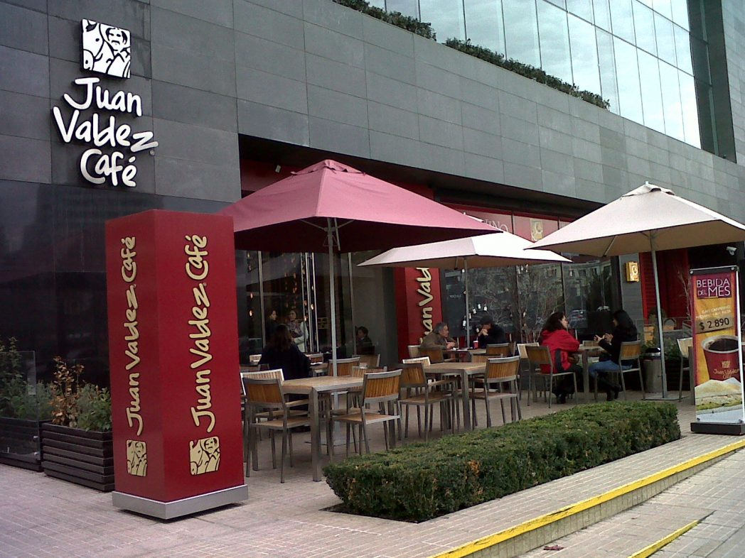 Juan Valdez Cafeterías