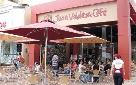 Juan Valdez abre en Ecuador