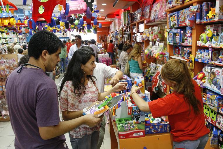 Jugueteria venta 083 - ¿Cómo se comporta el mercado argentino frente a la campaña de navidad?