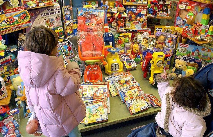 Juguetes venta - Ecuador: El 75% de juguetes importados llegaron desde China