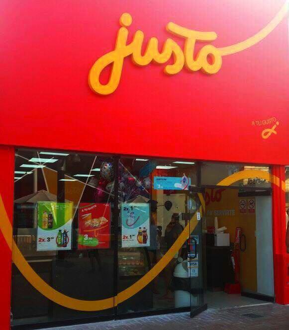 Justo InRetail 1 - InRetail abre su primera tienda de conveniencia en Lima