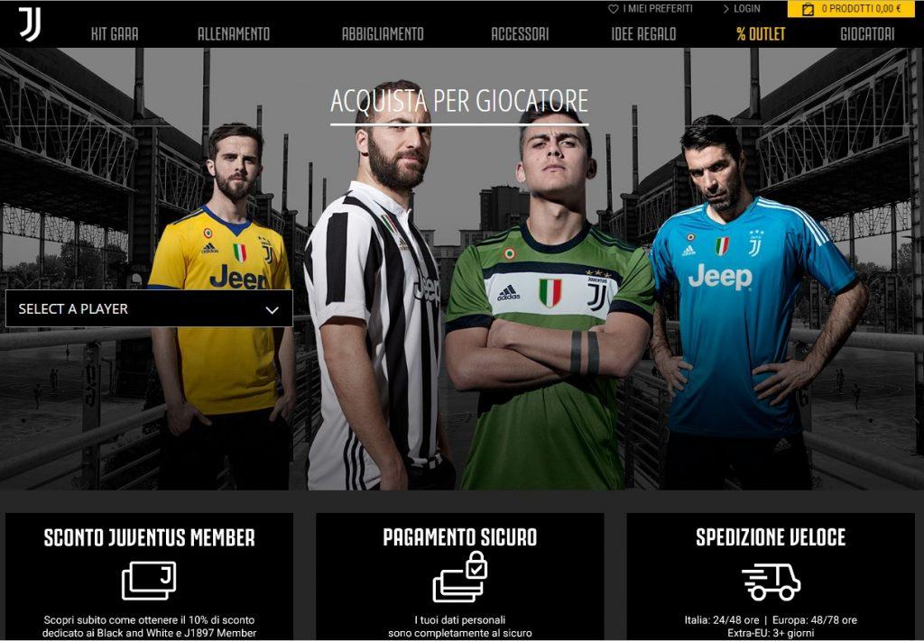 Juventus Store 1024x711 - Juventus Store: una brand experience para todo el mundo