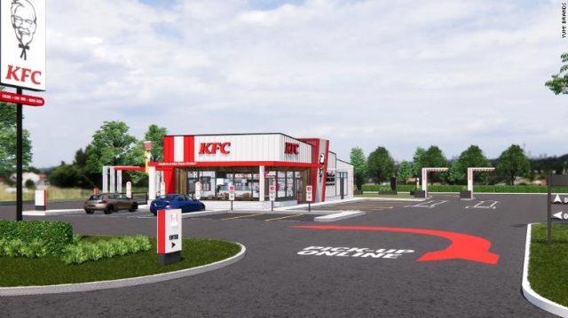 KFC NEW STORE