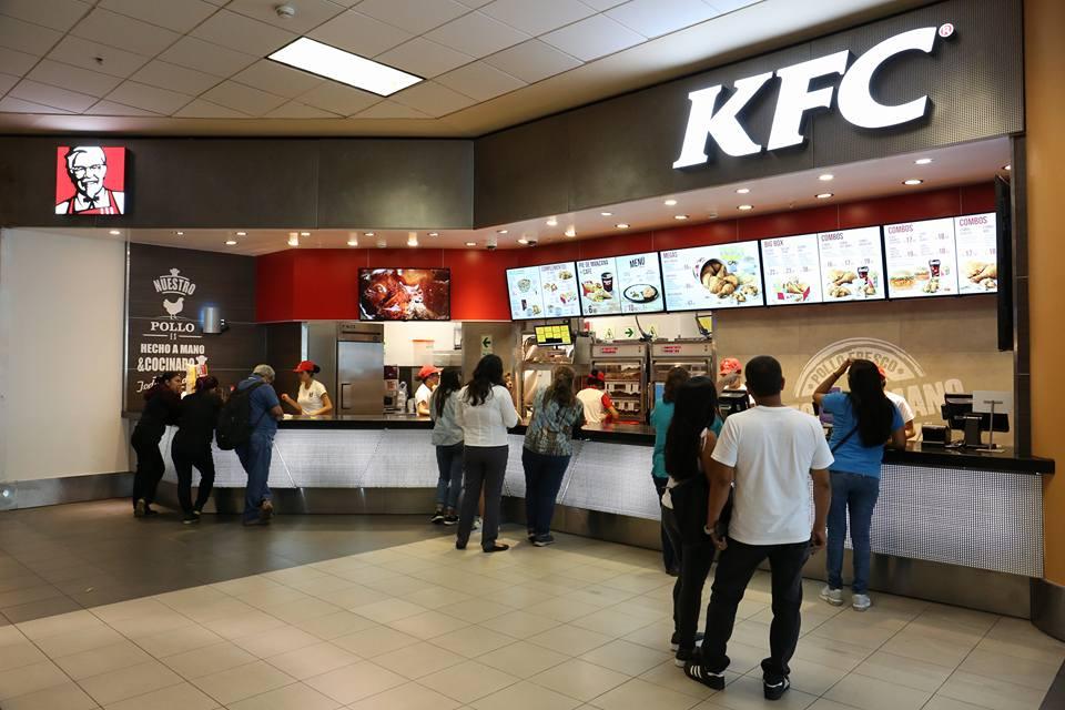 KFC airport 1 - Aeropuerto Internacional Jorge Chávez suma nueva oferta gastronómica