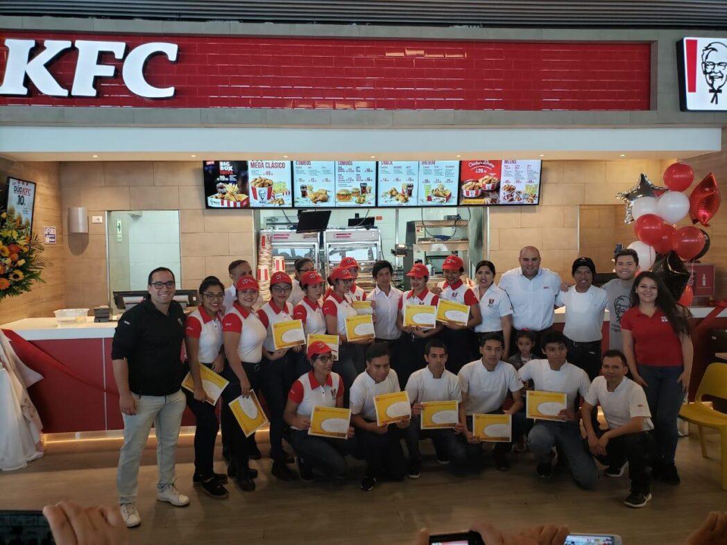 KFC moquegua - Estos son los centros comerciales de Moquegua donde KFC aterrizó