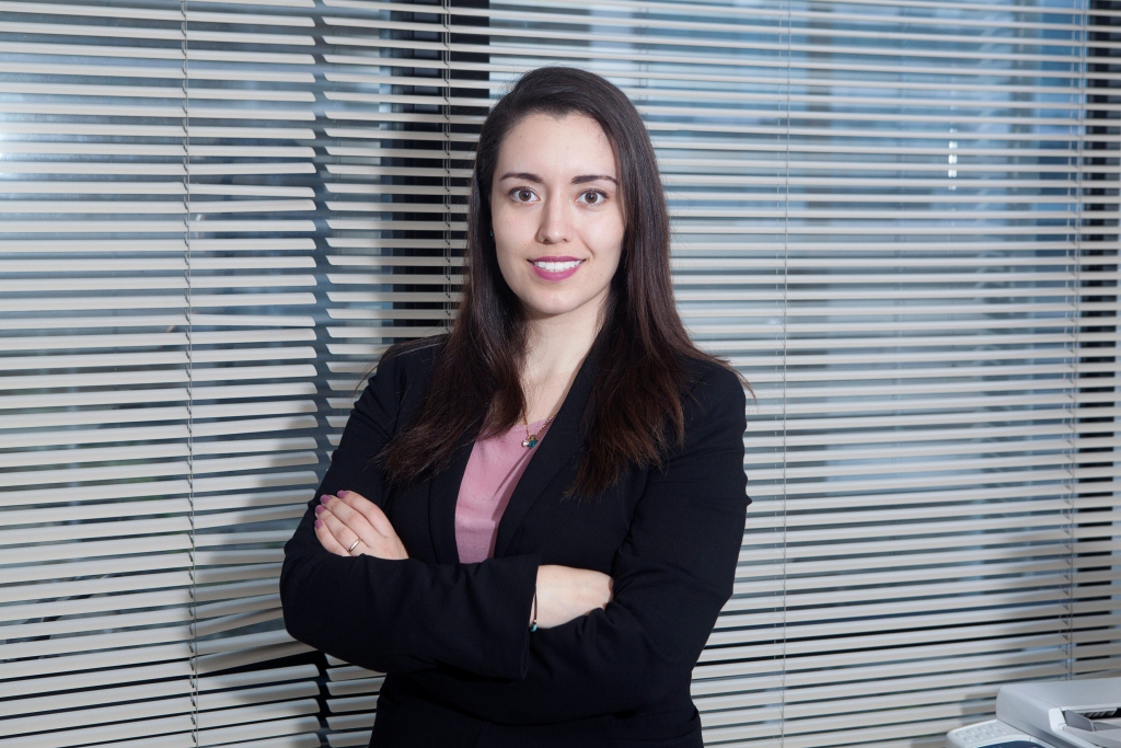 Alejandra Martinez. K+S Perú