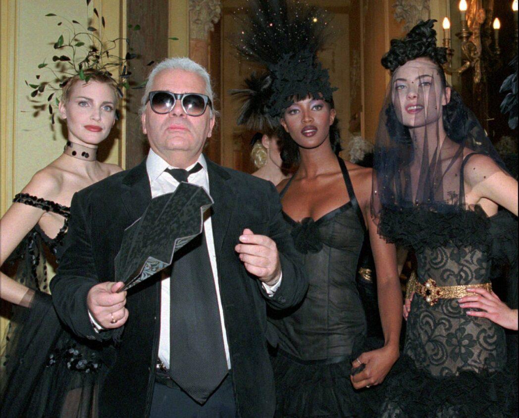 Karl Lagerfeld - A los 85 años fallece Karl Lagerfeld, el hombre que cambió la moda