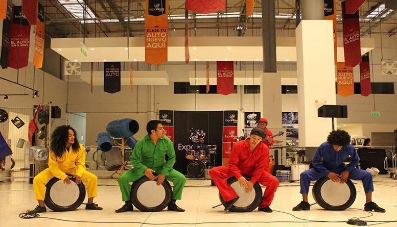 Kimba Fá MP - Centros comerciales se alistan para celebrar Halloween y Día de la Canción Criolla