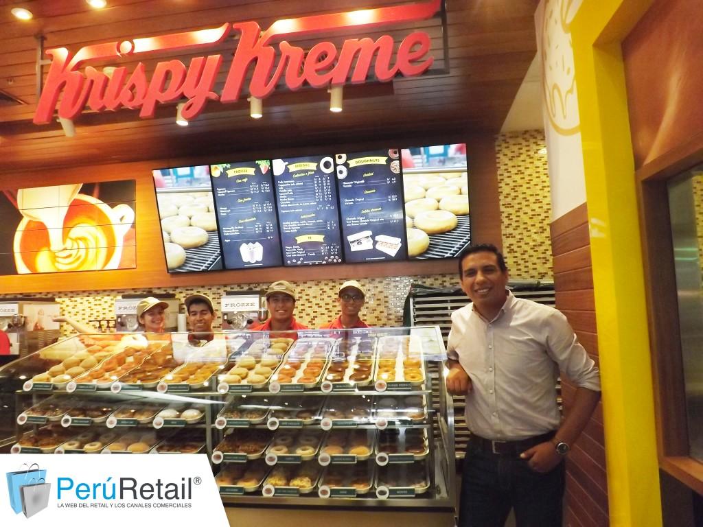 Krispy Kreme 0012 1024x768 - Krispy Kreme planea abrir cuatro tiendas más en Perú en el 2018