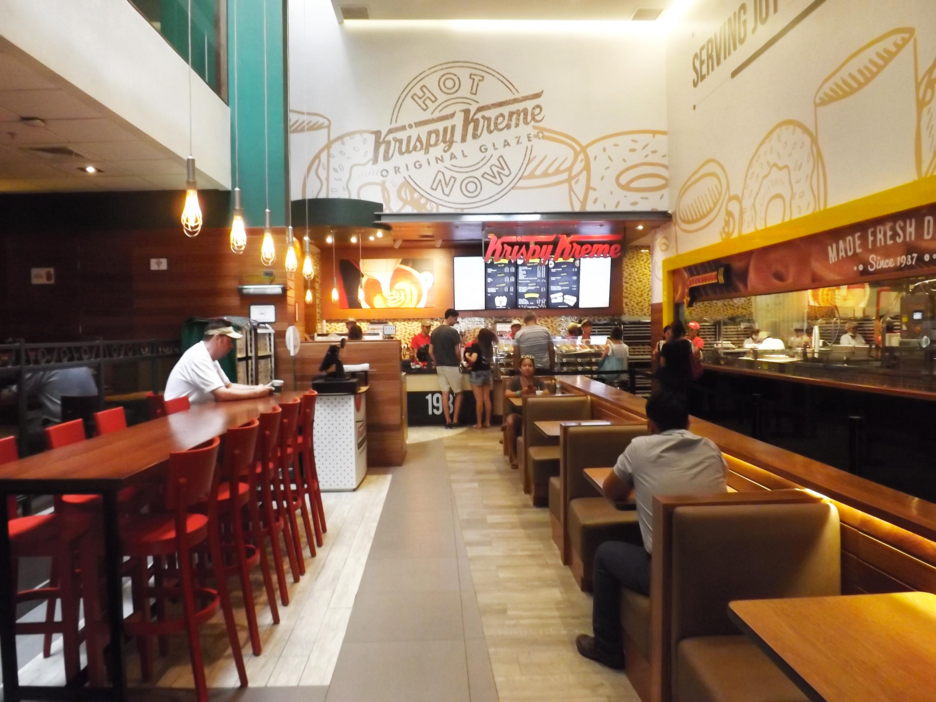 Krispy Kreme Perú Retail 16 - Conozca por dentro la tienda Krispy Kreme más grande del mundo