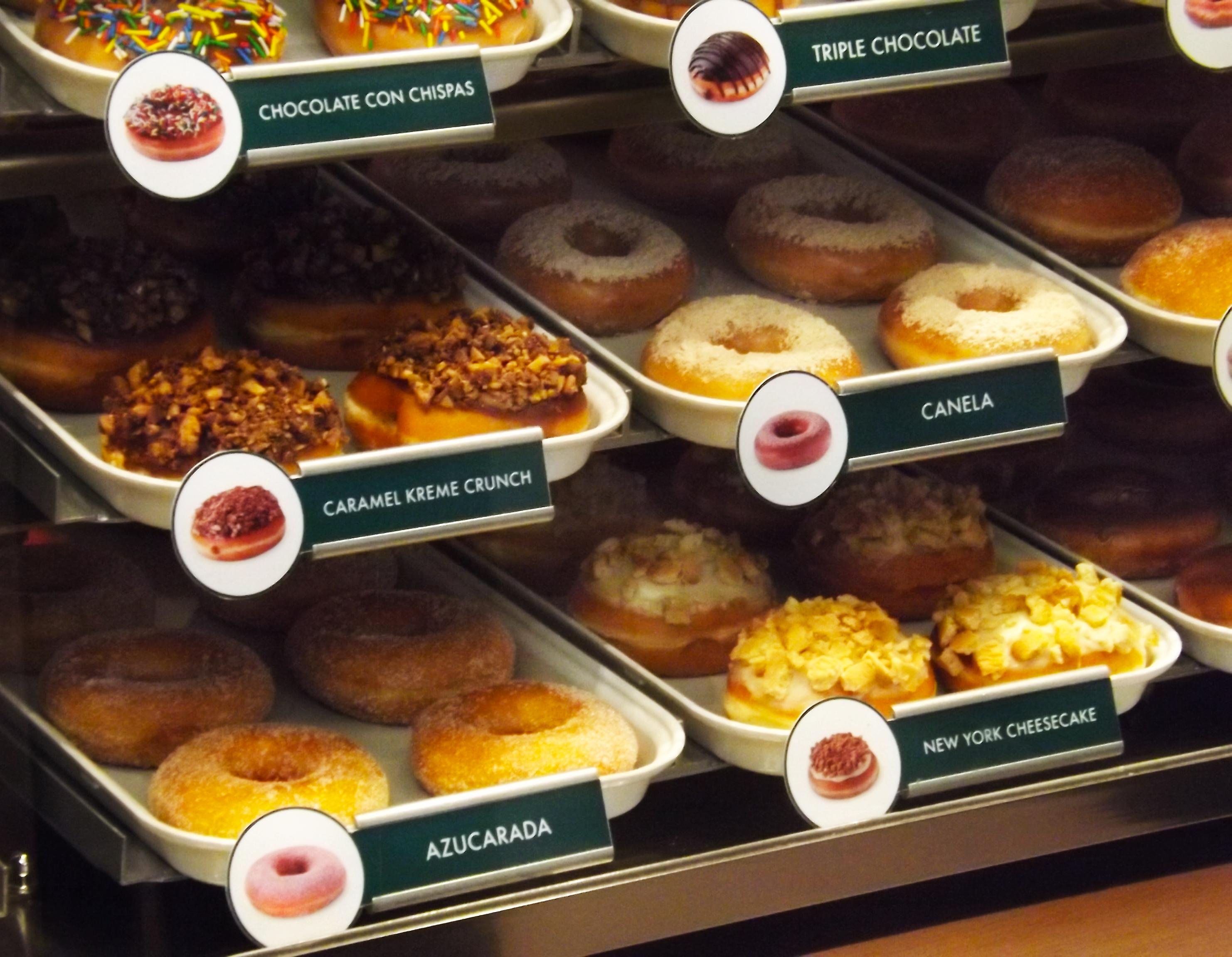Krispy Kreme Perú Retail 20 - Conozca por dentro la tienda Krispy Kreme más grande del mundo
