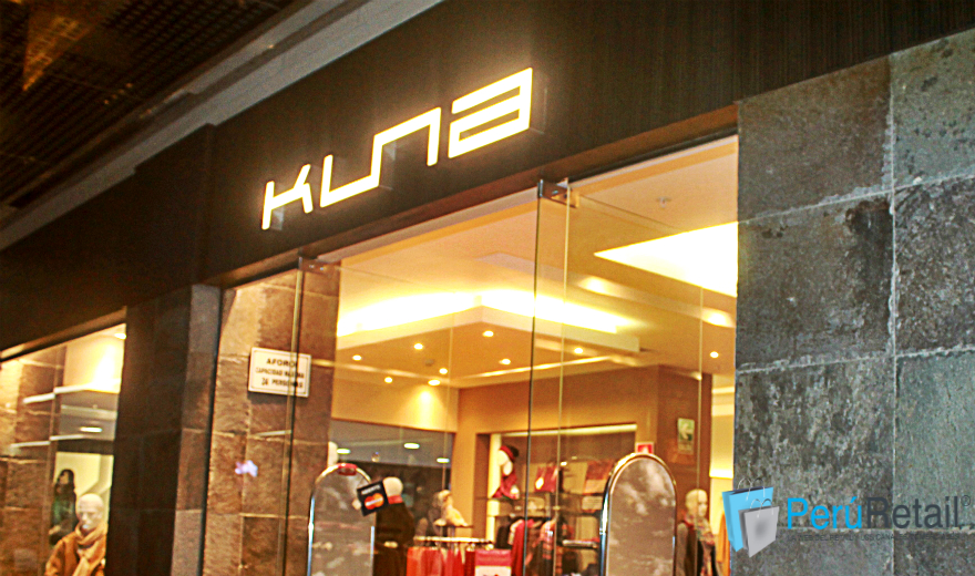 Kuna tienda Larcomar1 - Marca peruana prime de prendas de alpaca lanza renovado ecommerce