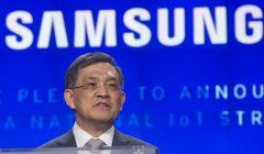 Kwon Oh Hyun CEO de Samsung Foto AFP 240x140 - Renuncia CEO de Samsung