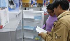 Línea blanca crece en el Perú