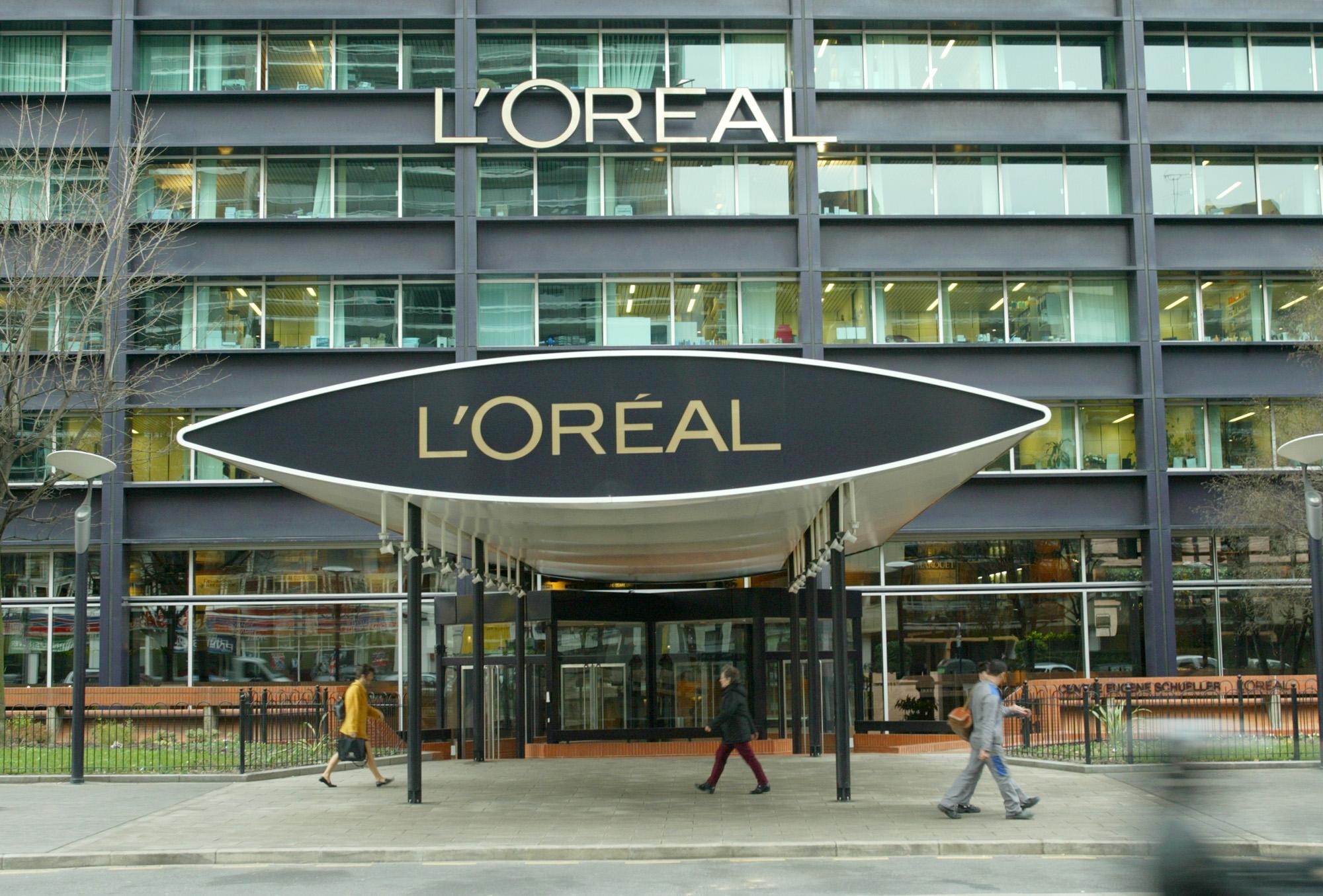 L'Oréal - L'Oréal pretende comprar una participación de Nestlé