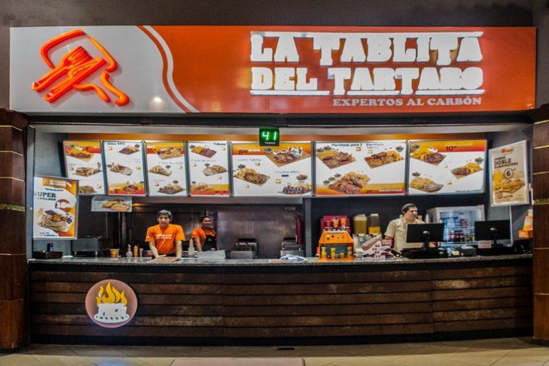 LA TABLITA PERÚ RETAIL - Ecuador: Cadena de restaurantes utiliza envases biodegradables para sus delivery