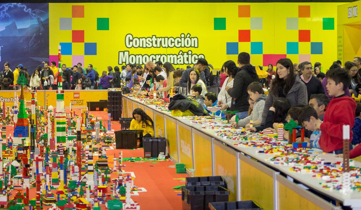 LEGO 7 - Lego Fun Fest estima facturar más de 1 millón de dólares en Perú