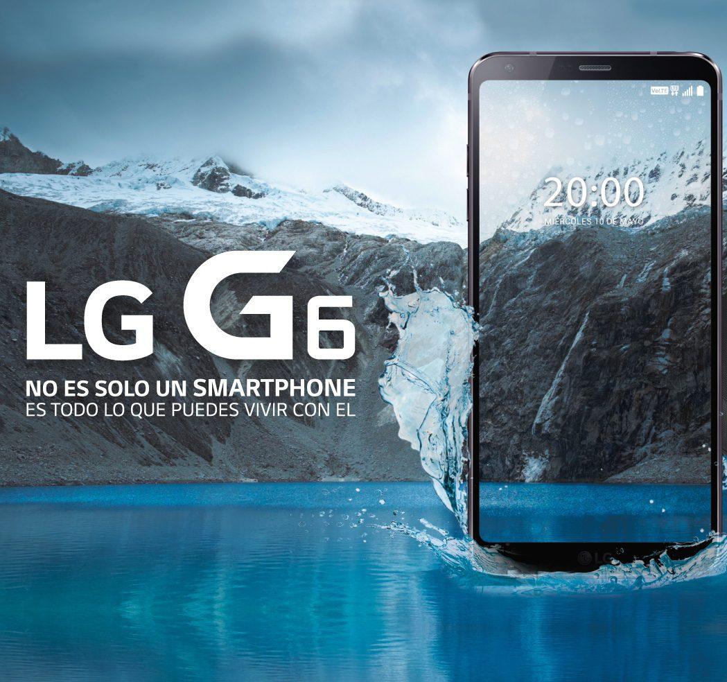 LG G6 celu - ¿Cuáles son las ventajas del LG G6?