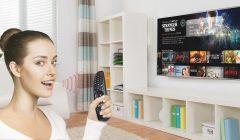 LG es la única marca en ofrecer Control Remoto con reconocimiento de voz