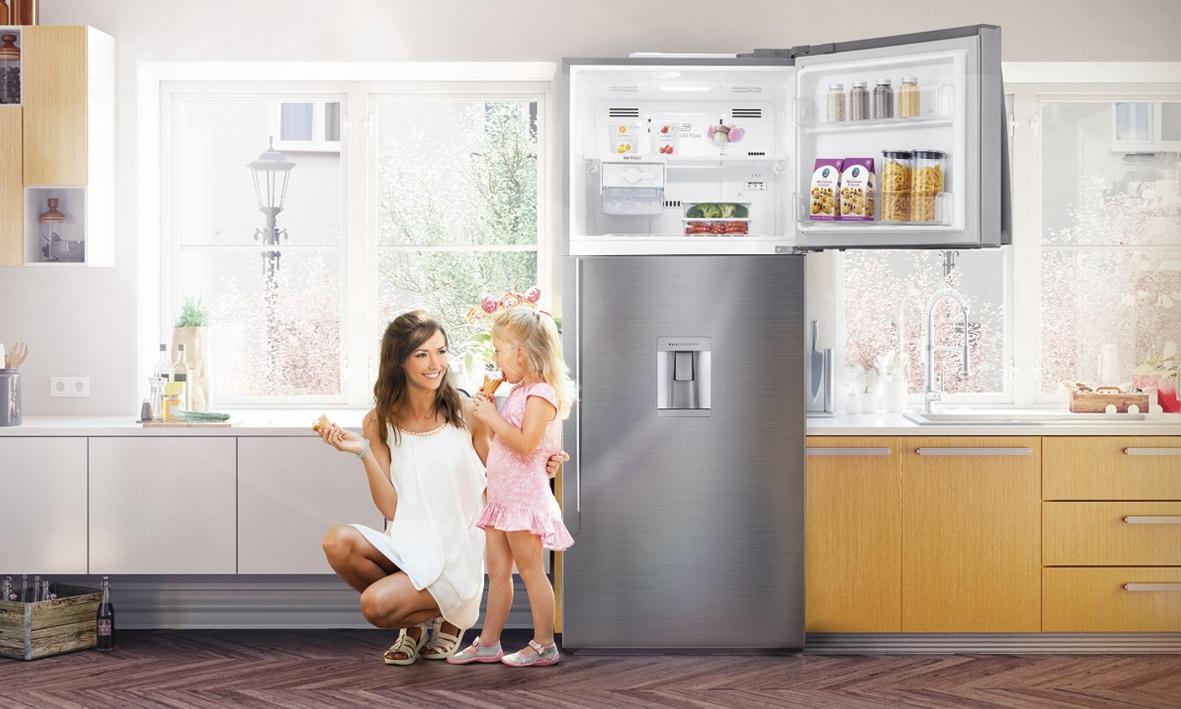 LG presenta nuevas refrigeradoras TOP FREEZER - LG refuerza su presencia en Perú con nuevas lavadoras y refrigeradoras