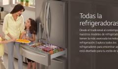 LG refris 240x140 - Ventas de refrigeradoras LG se incrementaron 8% durante el 2016