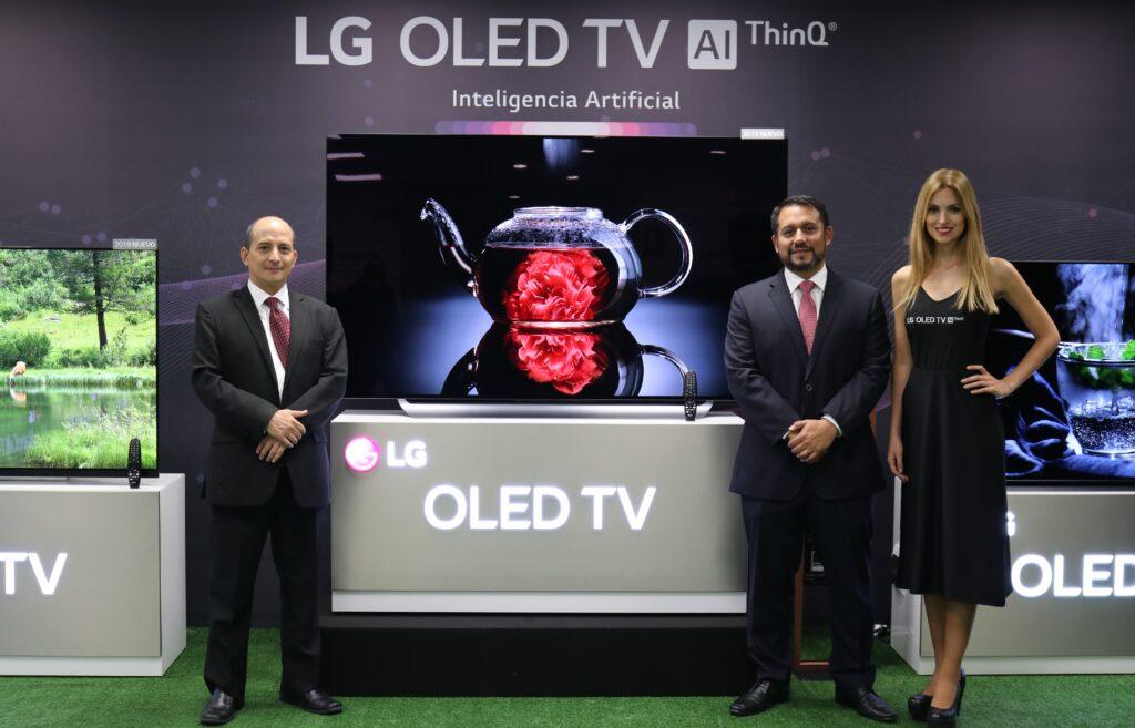 LG televisores Perú Retail