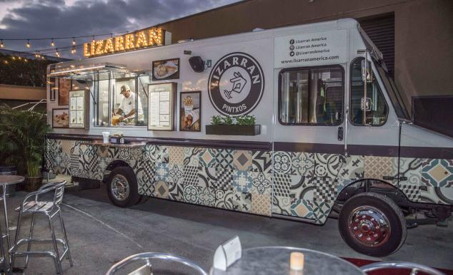 LIZARRAN FOOD TRUCK