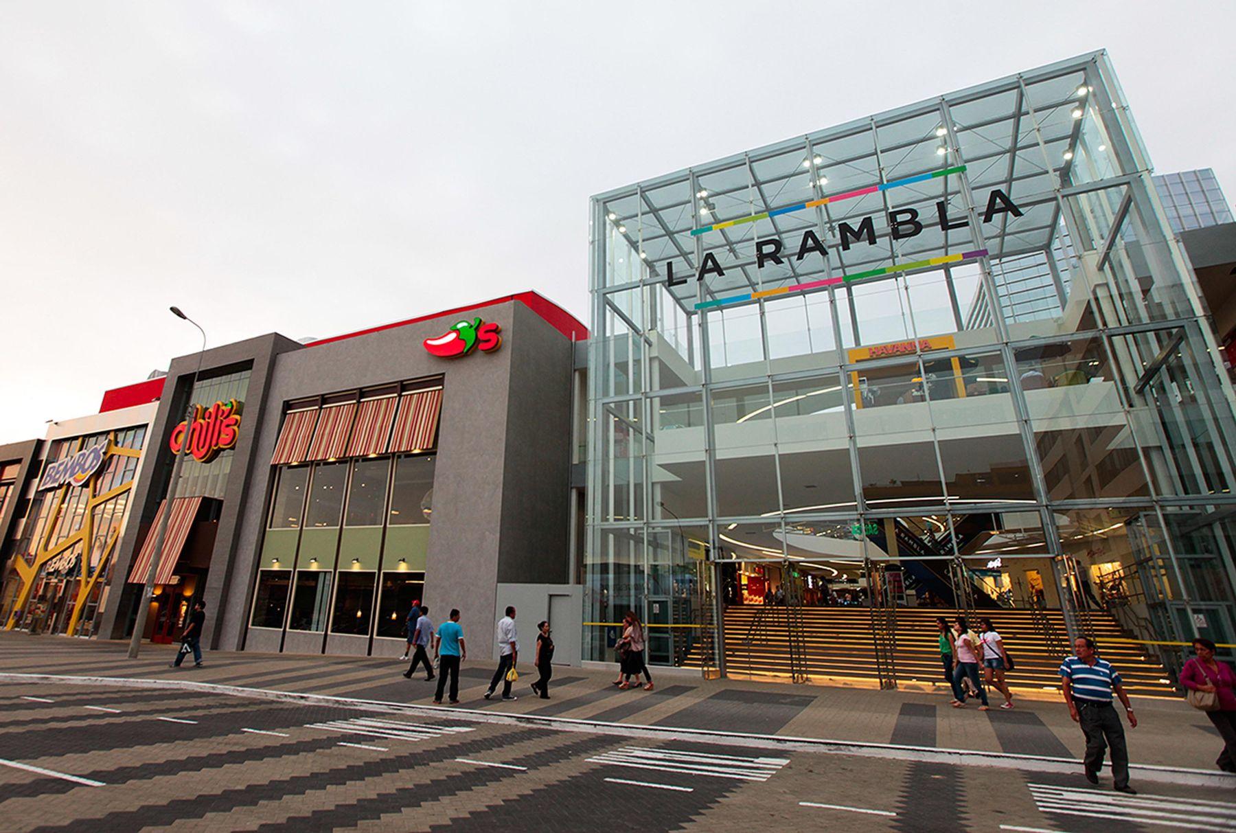 La Rambla San Borja - ¿Qué actividades realizarán los malls por el Día de la Madre?