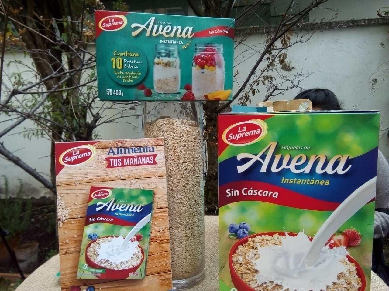 La Suprema - Productos de La Suprema son consumidos por más del 80% de hogares bolivianos