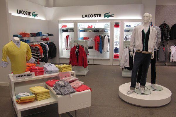 Lacoste negocio propio en México - Lacoste toma el control total de su negocio en México, Perú y Colombia