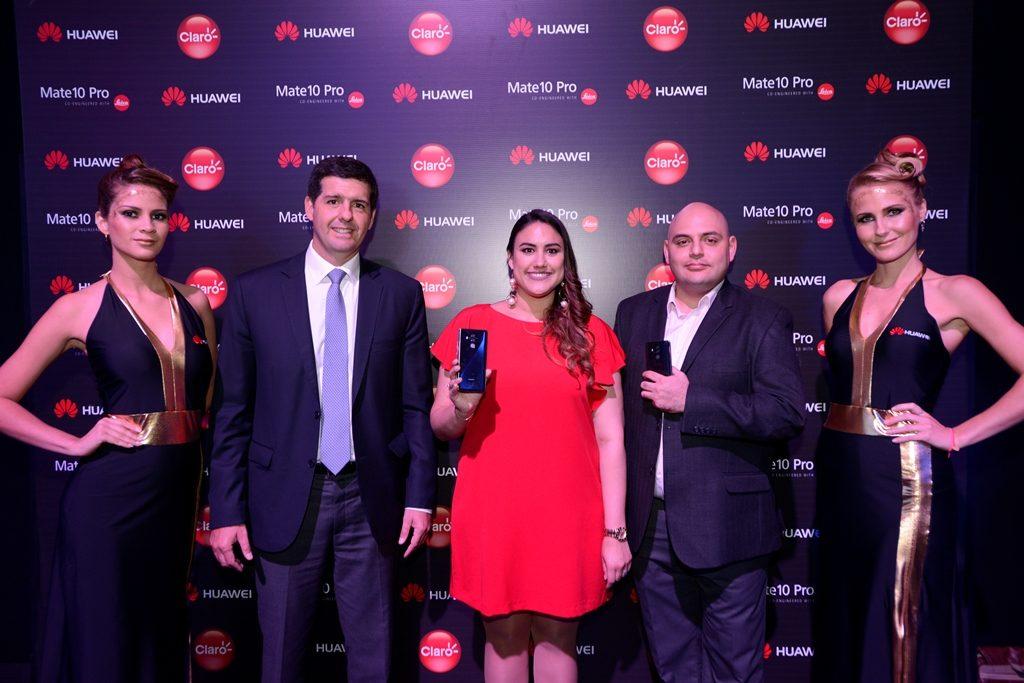 Lanzamiento Mate 10 Pro 1 1024x683 - Huawei Mate 10 Pro llega al Perú