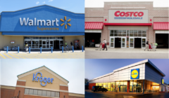 Las compañías de retail más grande del mundo