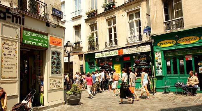 Le Marais en Paris - Conoce las calles donde se impone el visual merchandising