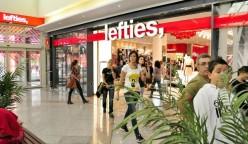 Lefties tienda